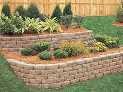 3 Ways to Add Dimension to Your Yard With a Retaining Wall